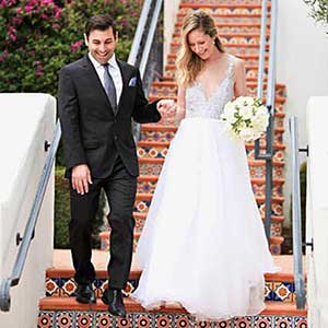 Wedding Gowns tailoring for Marisa & Angelo