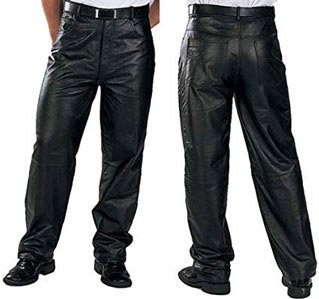 LEATHER PANTS ALTERATIONS