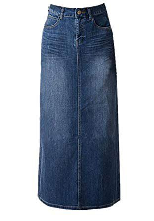 LONG SKIRT JEANS ALTERATION