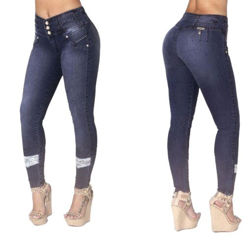Stretchy Woman Jeans