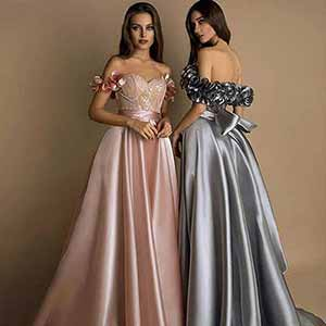 how to alteration Beautiful Different color prom dresses
