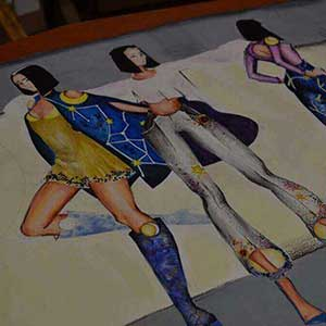 tailoring alteration Designs Zane design With Different Style